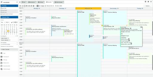 groupware_online_calendar_app
