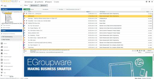 groupware-desktop-email-app