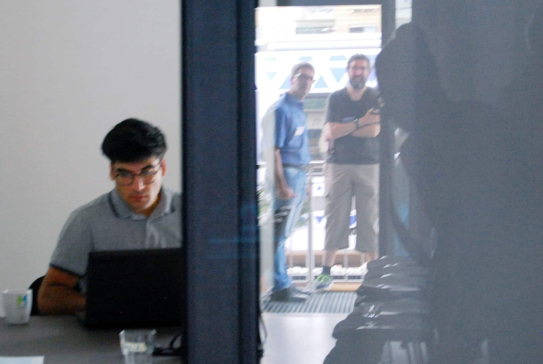 EGroupware Developer Hadi Nategh