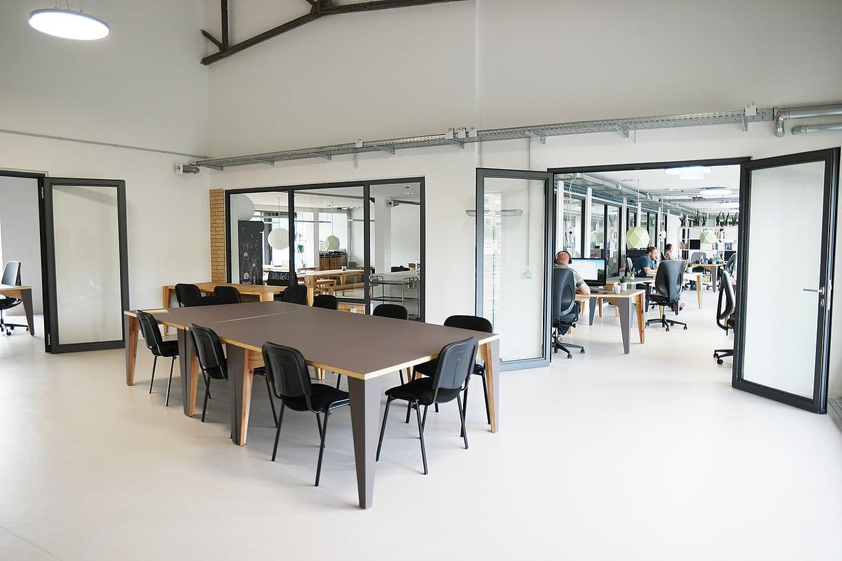Coworking M1 Mainz - Konferenzraum 2